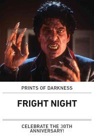Poster: FRIGHT NIGHT (NY)