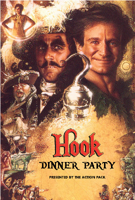 HOOK Quote-Along and Dinner Party