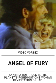 Poster: Video Vortex ANGEL OF FURY - 2015 upload