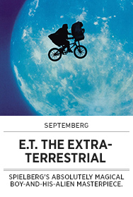 Poster: Septemberg E.T. THE EXTRA-TERRESTRIAL 2015 upload