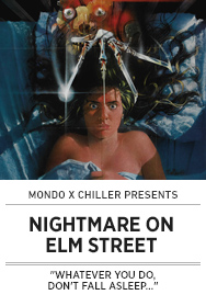 Poster: Mondo x Chiller NIGHTMARE ON ELM STREET - 2015 upload