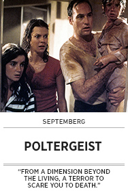 Poster: Septemberg POLTERGEIST - 2015 upload