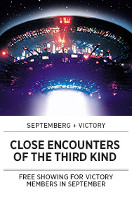 Poster: Free Victory CLOSE ENCOUNTERS OF THE THIRD KIND - 2015 upload