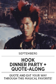 Poster: HOOK QAL + Dinner Party - 2015 upload