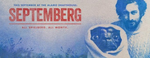 The Alamo Celebrates The Films of Steven Spielberg All Month Long With SEPTEMBERG!