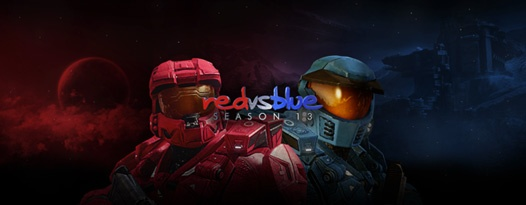 ROOSTER TEETH AND ALAMO DRAFTHOUSE PRESENT MARATHON SCREENINGS OF RED VS. BLUE: SEASON 13