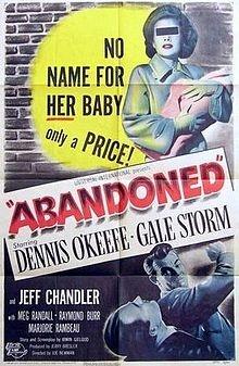 NOIR CITY: ABANDONED (1949)