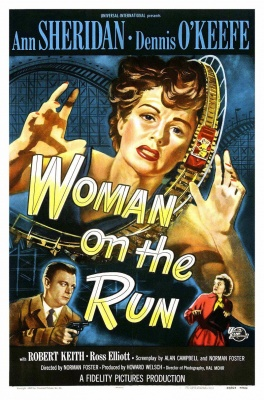 NOIR CITY: WOMAN ON THE RUN (1950)