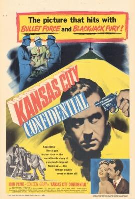 NOIR CITY: KANSAS CITY CONFIDENTIAL (1952)