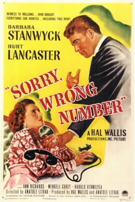 NOIR CITY: SORRY, WRONG NUMBER (1948)