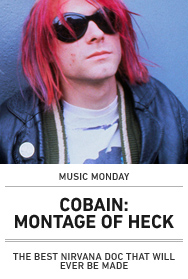 Poster: COBAIN MONTAGE OF HECK