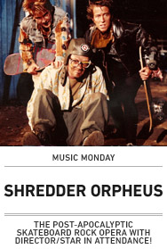 Poster: SHREDDER ORPHEUS
