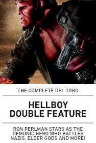 Poster: Hellboy double feature