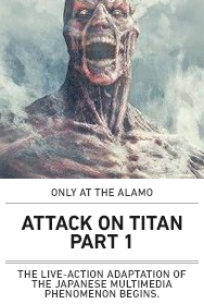 Poster: Attack on Titan Part 1