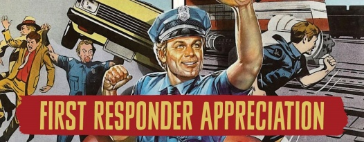 Announcing First Responder Appreciation at the Alamo Drafthouse Cinema Lubbock!
