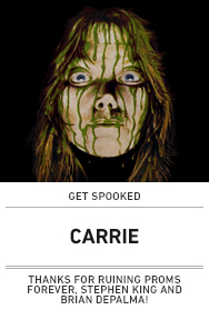 Poster: CARRIE 1976 - 2015 upload