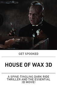 Poster: HOUSE OF WAX 3D - 2015 upload