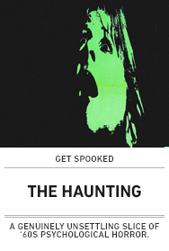 Poster: THE HAUNTING - 2015 upload