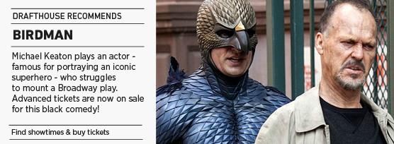 Banner: Birdman