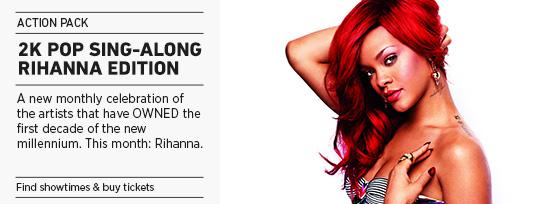 Banner: Action Pack 2kPop Sing-Along - Rihanna - 2015 upload