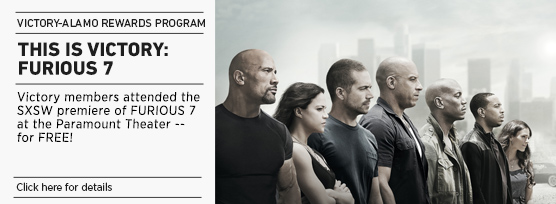 Banner: This is Victory - Furious 7 (Austin)