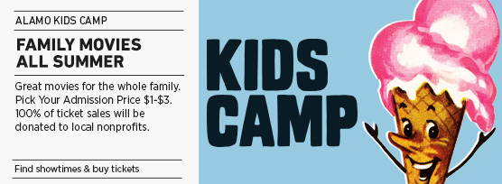 Banner: 2015 Kids Camp