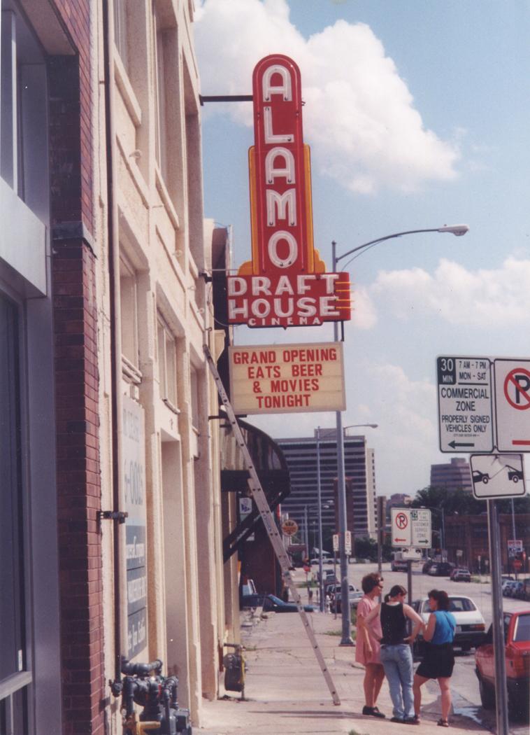 History Austin Alamo Drafthouse Cinema