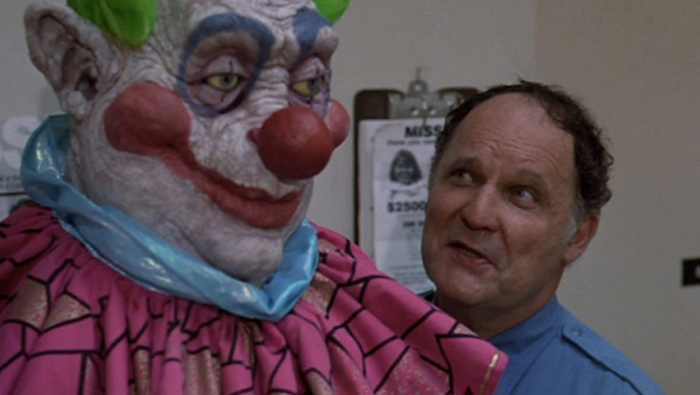 Saturday Morning Monster Matinee Killer Klowns From Outer