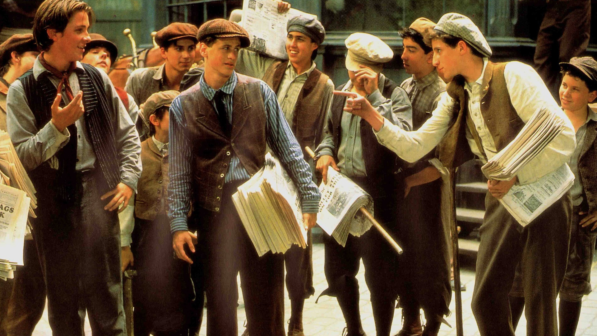 the newsies June 28 – august 26, 2018 they delivered the papers, until they made the headlinesdirect from broadway comes newsies, the smash-hit, crowd-pleasing new musical from disney with a soaring score by alan menken.