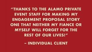 Client slide - engagement