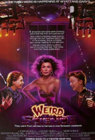 The recordBar Presents: WEIRD SCIENCE