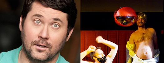 Doug Benson and Master Pancake team up for two St. Patrick Day Shows at the Ritz!