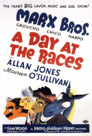 MARX BROS: A DAY AT THE RACES