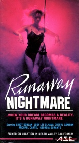 RUNAWAY NIGHTMARE with director Mike Cartel in person!