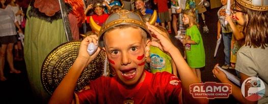 Junior Vikings Stormed the Alamo!