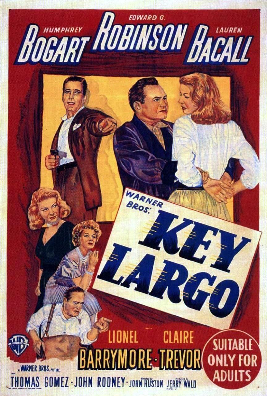 Key Largo Austin Alamo Drafthouse Cinema