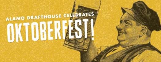 Alamo Drafthouse Celebrates Oktoberfest