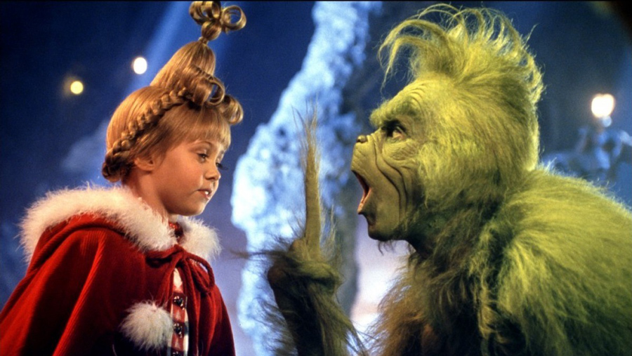 HOW THE GRINCH STOLE C...