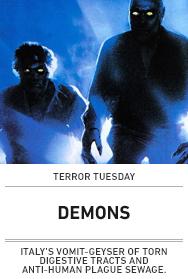 Poster: DEMONS