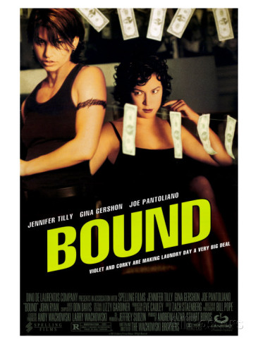Bound movie credit: drafthouse