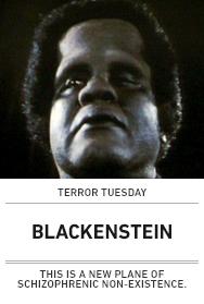 Poster: BLACKENSTEIN