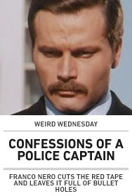 Poster: CONFESSIONS OF A POLICE CAPTAIN