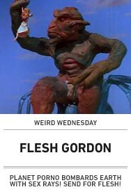 Poster: FLESH GORDON
