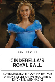 Poster: CINDERELLA Royal Ball - 2015 upload