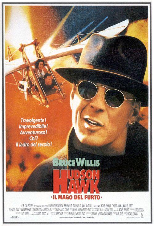 Willis Week: HUDSON HAWK | Dallas/Fort Worth | Alamo ...