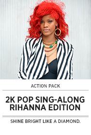 Poster: 2kPop SAL - Rihanna - 2015 upload