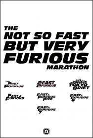 FAST AND THE FURIOUS MARATHON