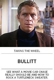 Poster: BULLITT - 2015 upload