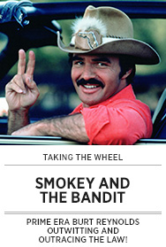 Poster: SMOKEY AND THE BANDIT - 2015 upload