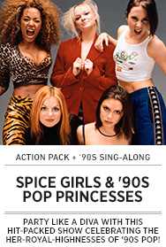 Poster: Ultimate 90s SAL - Spice Girls Edition - 2015 upload